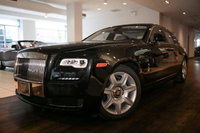 New 2016 Rolls-Royce Ghost