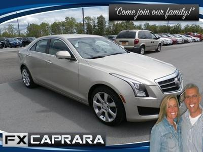 Used 2013 Cadillac ATS 2.5L Luxury