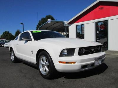 Used 2007 Ford Mustang WITH