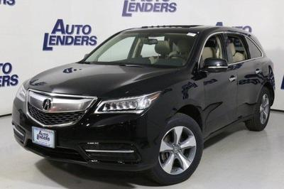 Used 2014 Acura MDX 3.5L