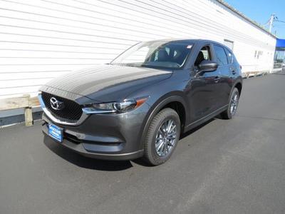 New 2017 Mazda CX-5 Touring