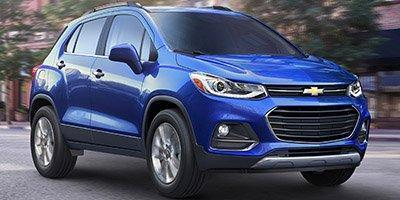 New 2017 Chevrolet Trax LS