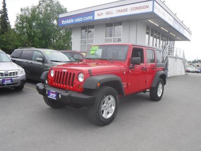 Used 2011 Jeep Wrangler Unlimited Sport