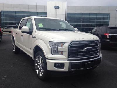 New 2017 Ford F-150 Limited