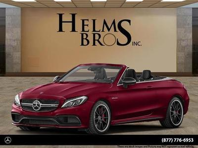 New 2017 Mercedes-Benz AMG C 63 S