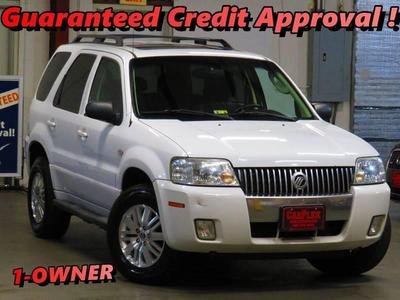 Used 2005 Mercury Mariner Base
