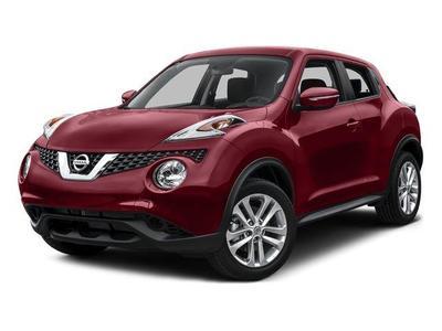 New 2016 Nissan Juke S