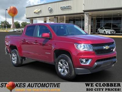 New 2017 Chevrolet Colorado Z71
