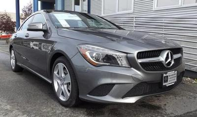 New 2016 Mercedes-Benz CLA 250