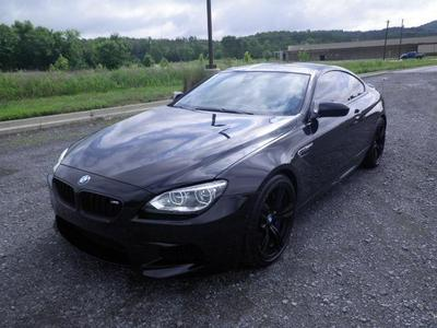 Used 2013 BMW M6 Base