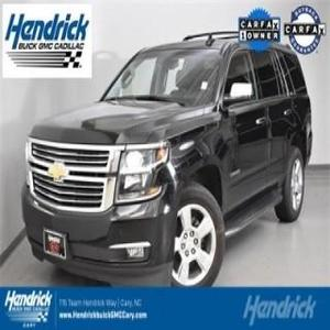 Certified 2016 Chevrolet Tahoe