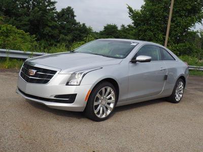 New 2017 Cadillac ATS AWD