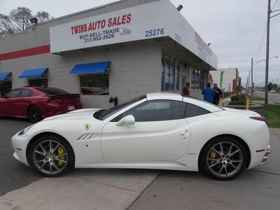 Used 2013 Ferrari California Base