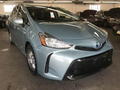 Used 2015 Toyota Prius v Three