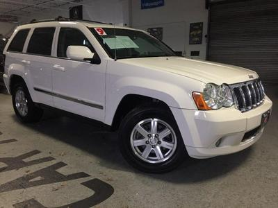 Used 2009 Jeep Grand Cherokee Limited