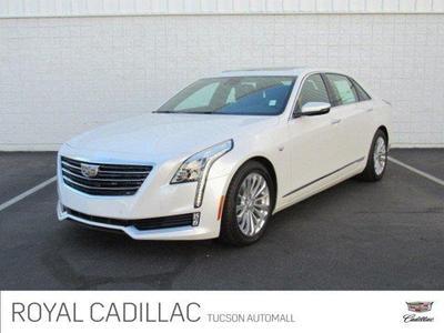 New 2017 Cadillac CT6 PLUG-IN Base