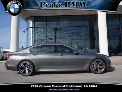 New 2016 BMW 740 i