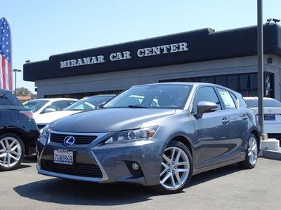 Used 2014 Lexus CT 200h Base