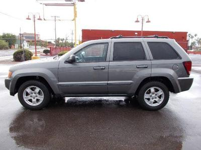 Used 2007 Jeep Grand Cherokee Laredo