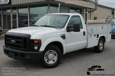Used 2009 Ford F-250 Super Duty