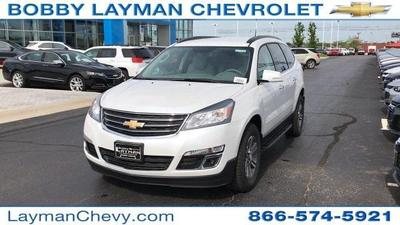 New 2017 Chevrolet Traverse 2LT
