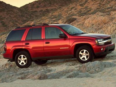 Used 2005 Chevrolet TrailBlazer