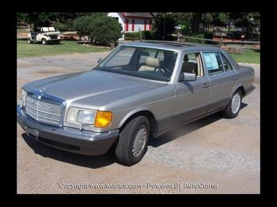 Used 1989 Mercedes-Benz 300SEL