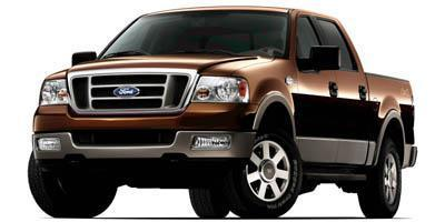 Used 2005 Ford F-150 FX4 SuperCrew