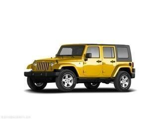 Used 2009 Jeep Wrangler Unlimited