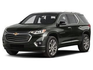 New 2018 Chevrolet Traverse 3LT