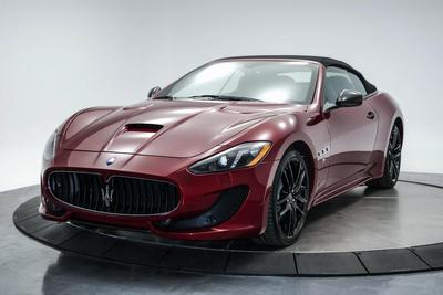 New 2017 Maserati GranTurismo