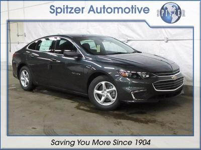 New 2018 Chevrolet Malibu 1LS