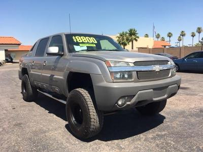 Used 2002 Chevrolet Avalanche 1500