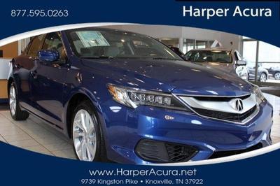 New 2017 Acura ILX w/Premium Pkg