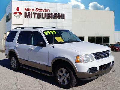 Used 2003 Ford Explorer Eddie Bauer