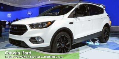 New 2017 Ford Escape Titanium