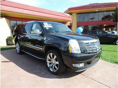 Used 2012 Cadillac Escalade ESV Base