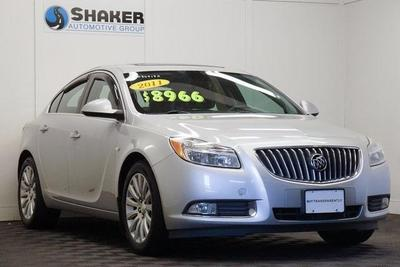 Used 2011 Buick Regal CXL