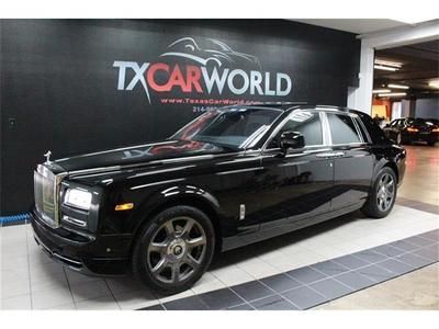 Used 2014 Rolls-Royce Phantom Base