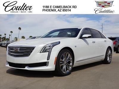 2017 Cadillac CT6 3.0L Twin Turbo Platinum