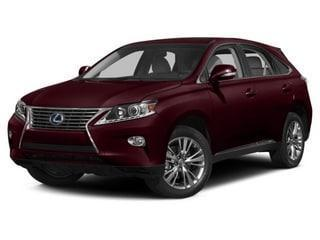 Certified 2015 Lexus RX 450h Base