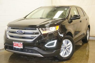 New 2016 Ford Edge SEL