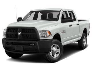 New 2018 RAM 3500 Tradesman
