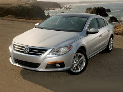 Used 2010 Volkswagen CC Luxury