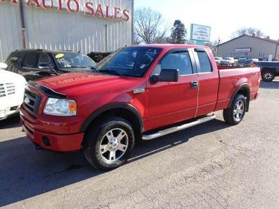 Used 2006 Ford F-150 FX4 SuperCab