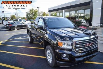 New 2018 GMC Canyon SLE