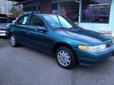 Used 1995 Mercury Mystique GS