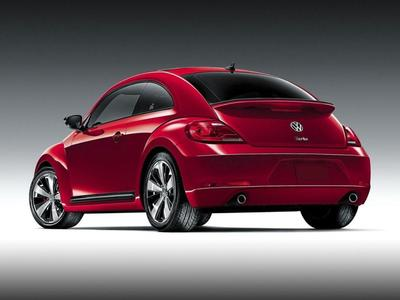 Used 2016 Volkswagen Beetle 1.8T SE