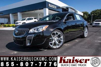 New 2016 Buick Regal Turbo GS
