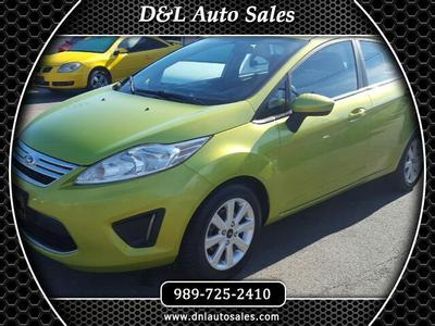 Used 2012 Ford Fiesta SE